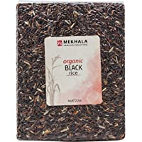 Mekhala Organic Black Rice, 1kg