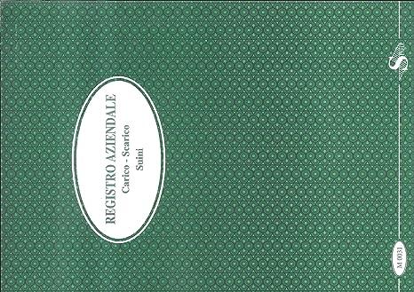 Ufficio Di Registro : Registro di carico e scarico suini m0031 semper: amazon.it