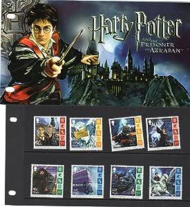 Harry Potter y el prisionero de Azkaban sello presentación