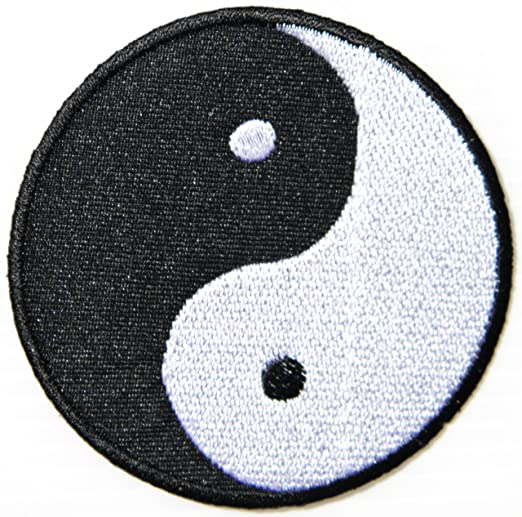 Yin Yang Taoism Yoga Chino Balance Life Lucky Asian Religion ...