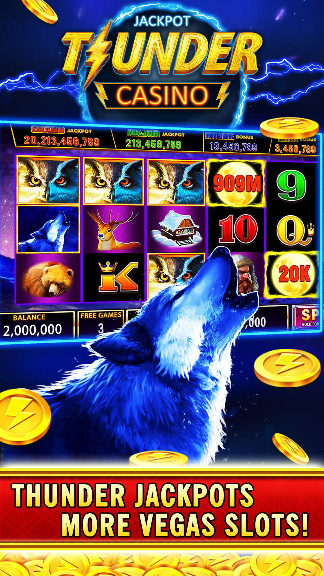 Slots Games Android