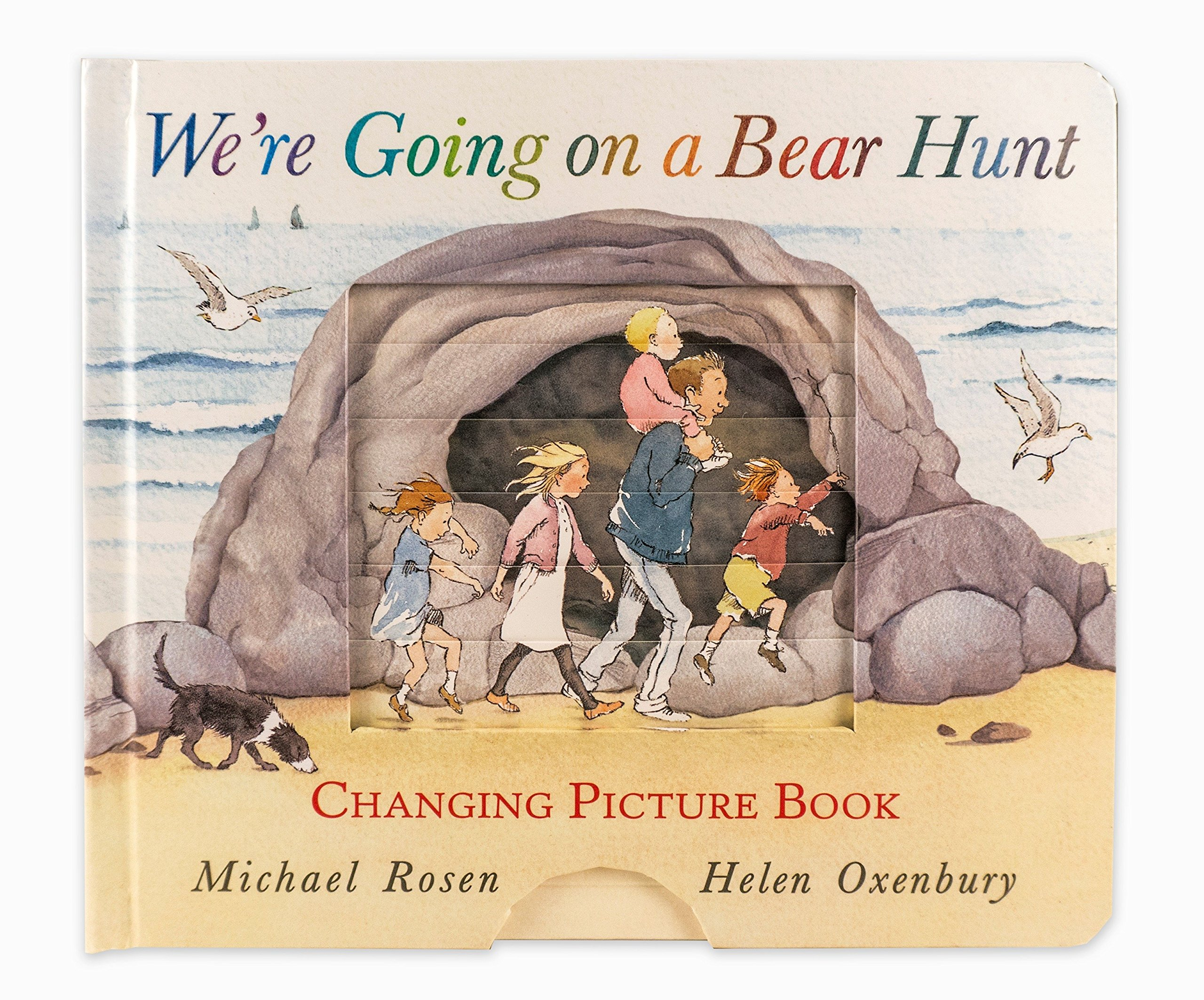 Download We're Going on a Bear Hunt: Changing Picture Book PDF