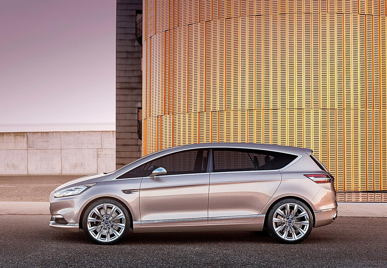 S Max Vignale >> Amazon Com Ford S Max Vignale Concept 2014 Car Art Poster