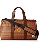 Steve Madden Men's Overnighter/Duffle Bag, Tobacco Aztec