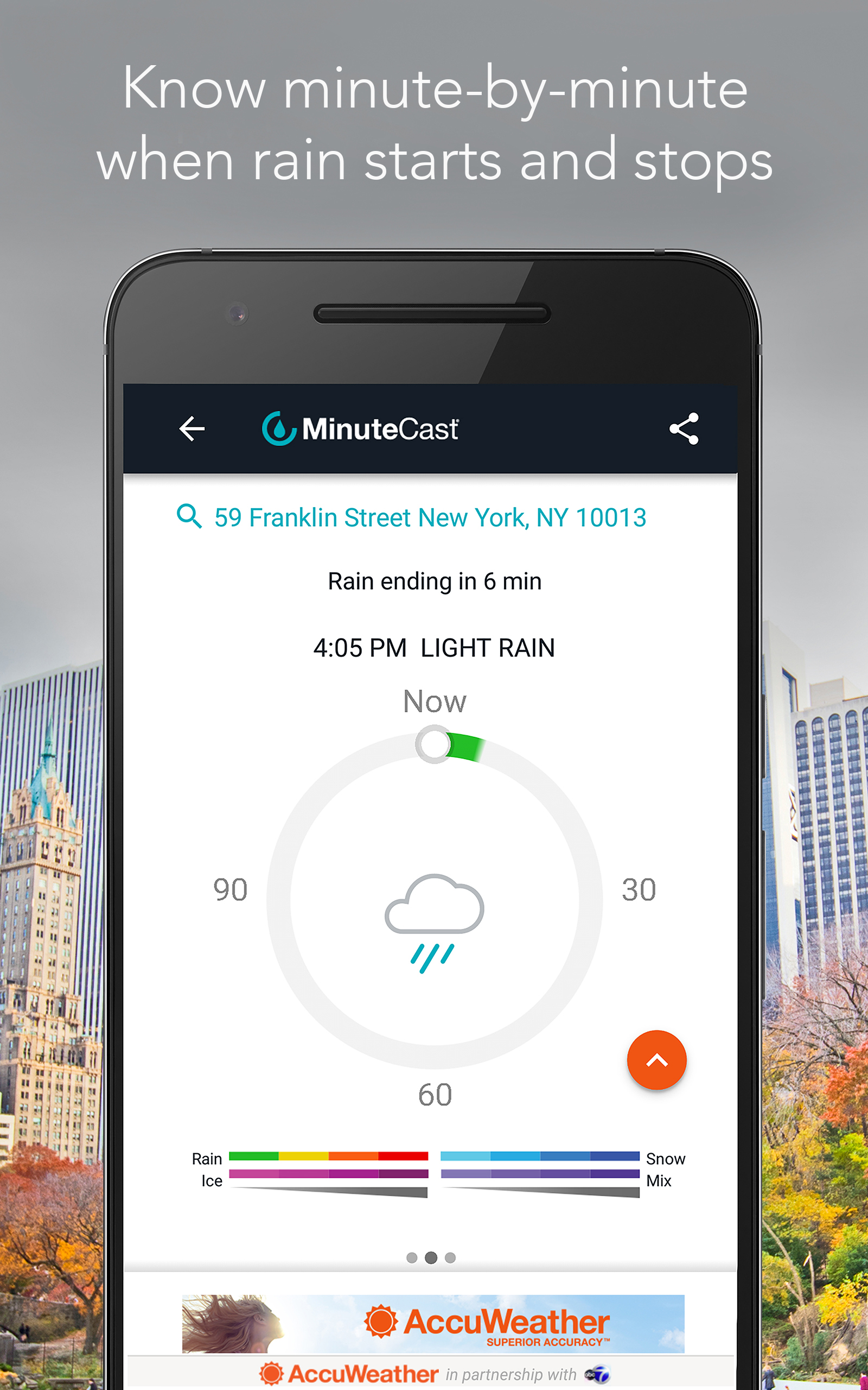 AccuWeather APIs | Search by locationKey