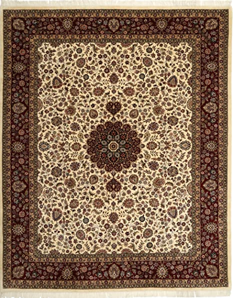 Amazon com: Tabriz Royal Magic rug 8'2