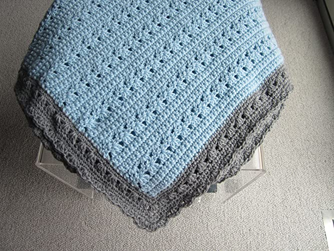 Amazon New Handmade Afghan Lap Blanket From Kims Crochet