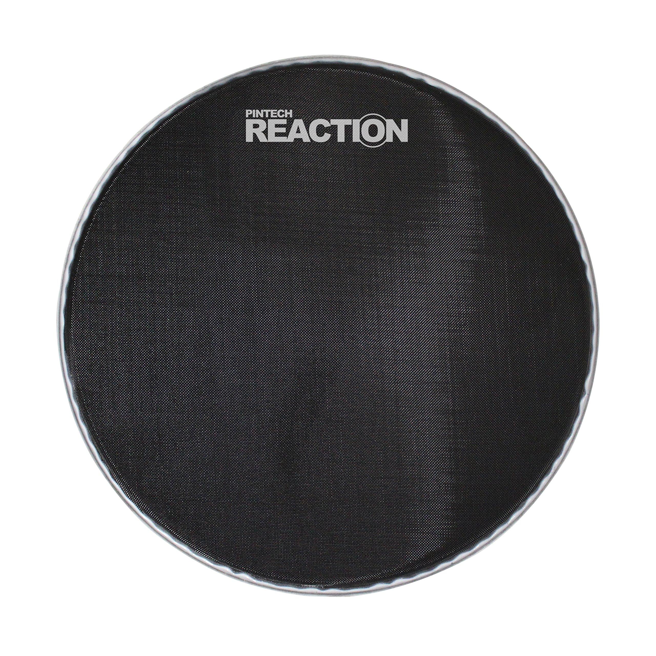 Pintech Percussion RH-15B Reaction Series Black Mesh Head 15''
