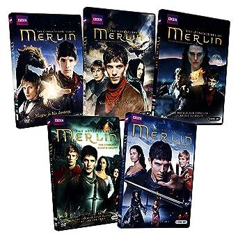Amazon com: The Adventures Of Merlin: The Complete Season 1