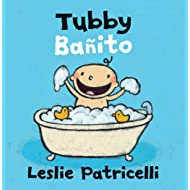 Tubby/Bañito (Leslie Patricelli board books) (Spanish Edition)