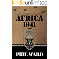 Africa 1941 (Raiding Forces Book 9)