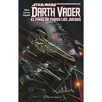 Star Wars Darth Vader nº 04: El final de todos los juegos (Star Wars: Recopilatorios Marvel)