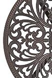 Patio Sense 61908 Bistro Set, Faustina Antique Bronze