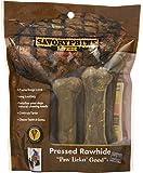 Savory Prime Pressed Rawhide Bone (6 Pack)