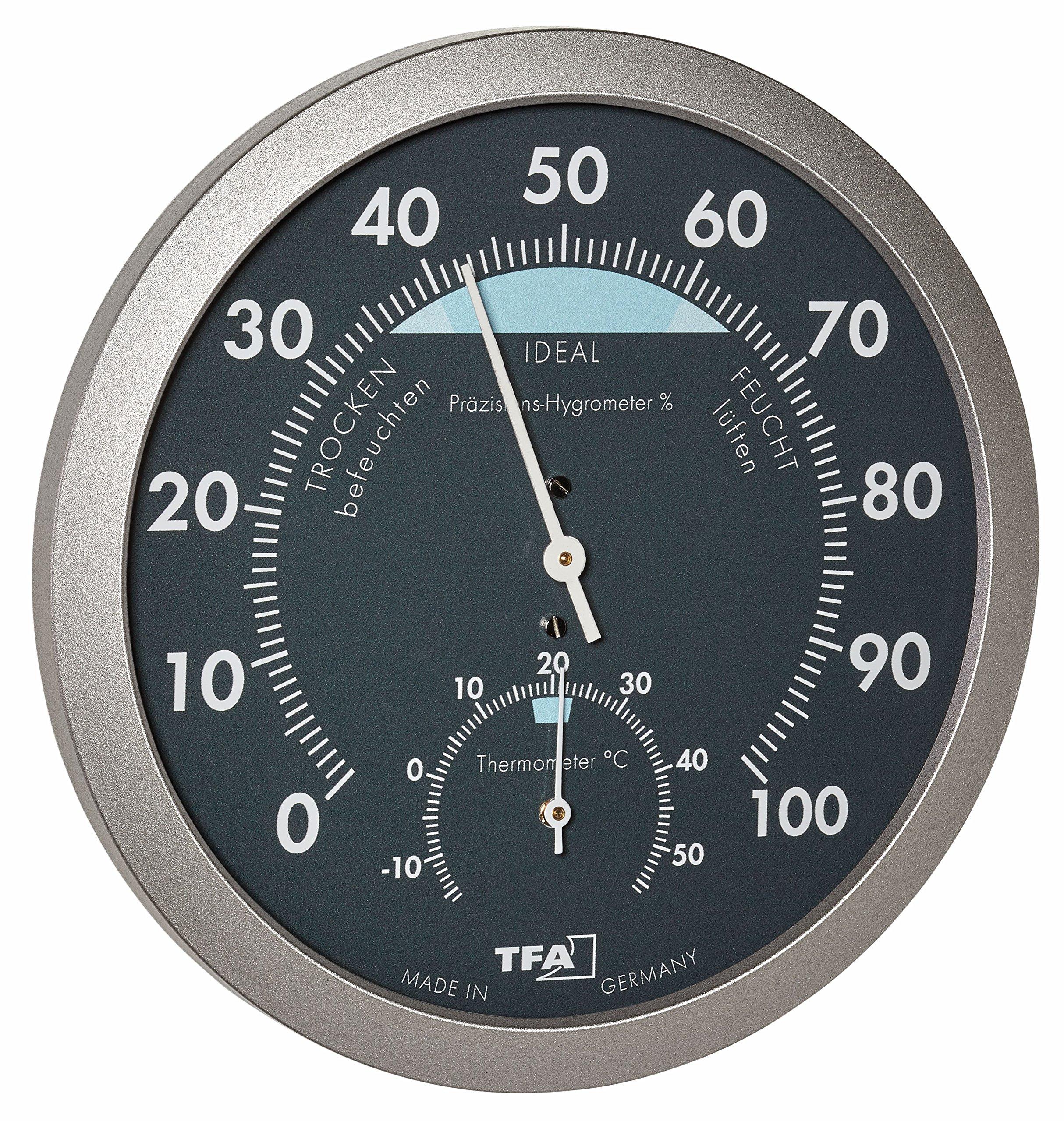 TFA-Dostmann Thermo-/Hygrometer analog 45204351 TFA