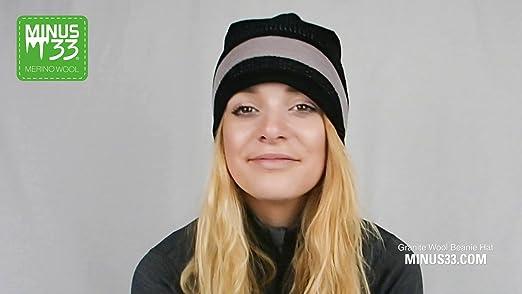 c9b6be452 Minus33 Merino Wool Granite Beanie Hat
