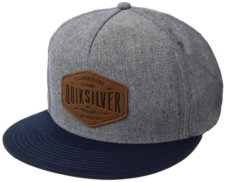 3bf3d0a51a3 Quiksilver Men s Pier Dodger Baseball Cap