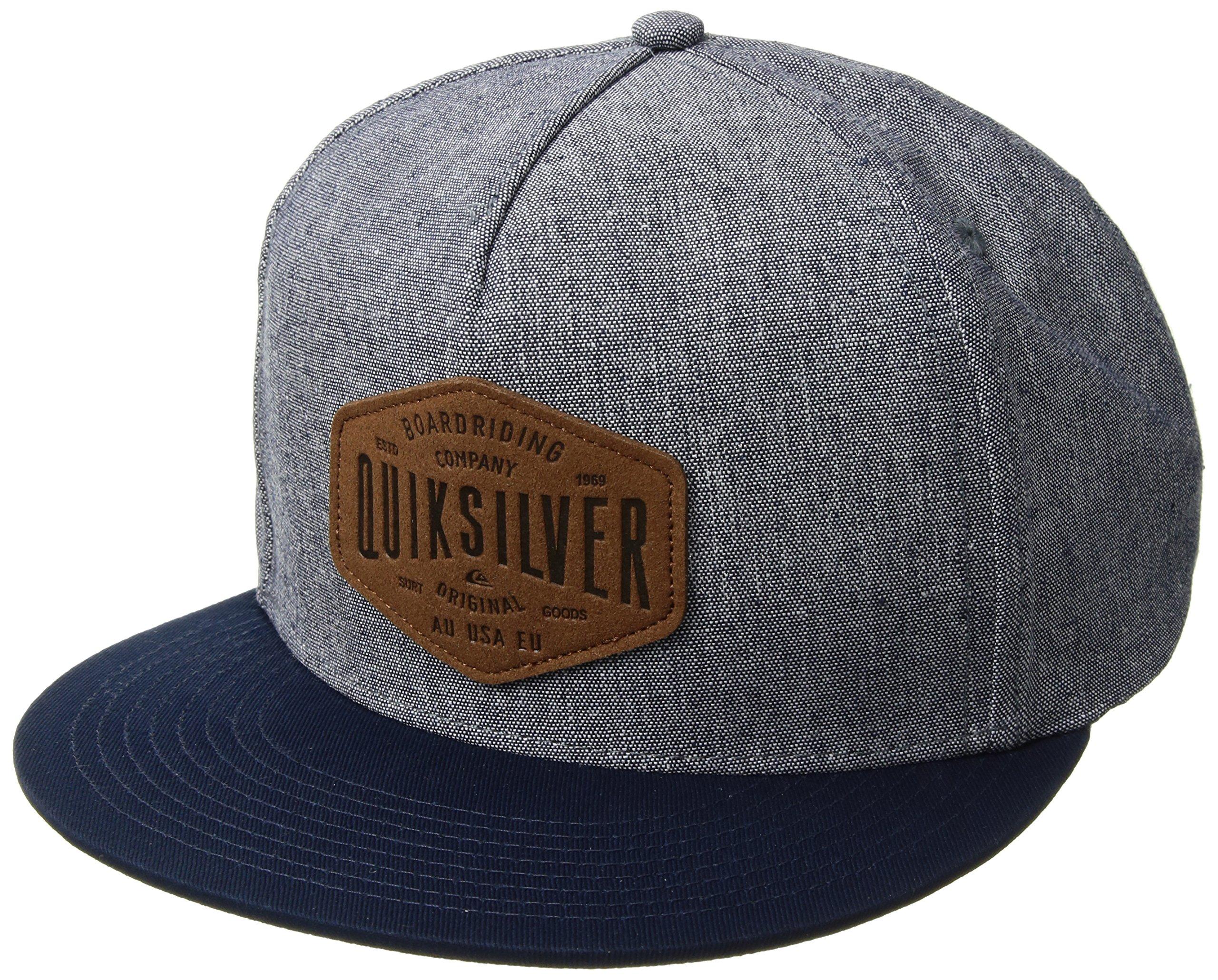 Quiksilver Men's Pier Dodger, Navy Blazer, 1SZ