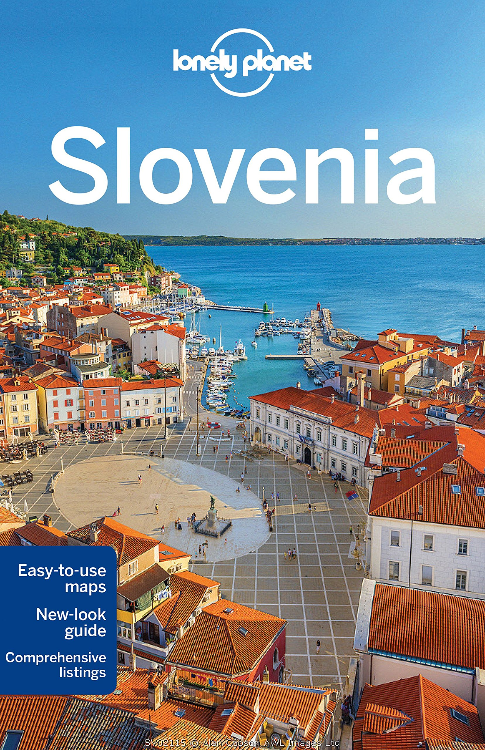 lonely planet slovenia travel guide lonely planet carolyn bain rh amazon com Lonely Planet Roads Less Travelled Lonely Planet Roads Less Travelled