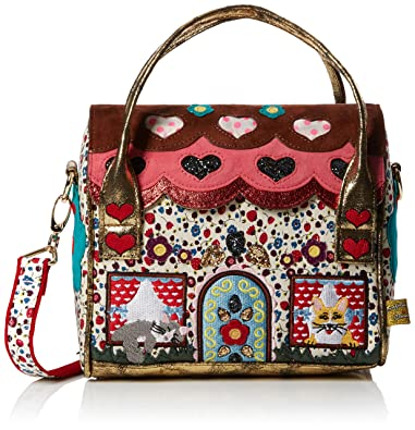 Damen Dog House Shopper Irregular Choice qpmp3D