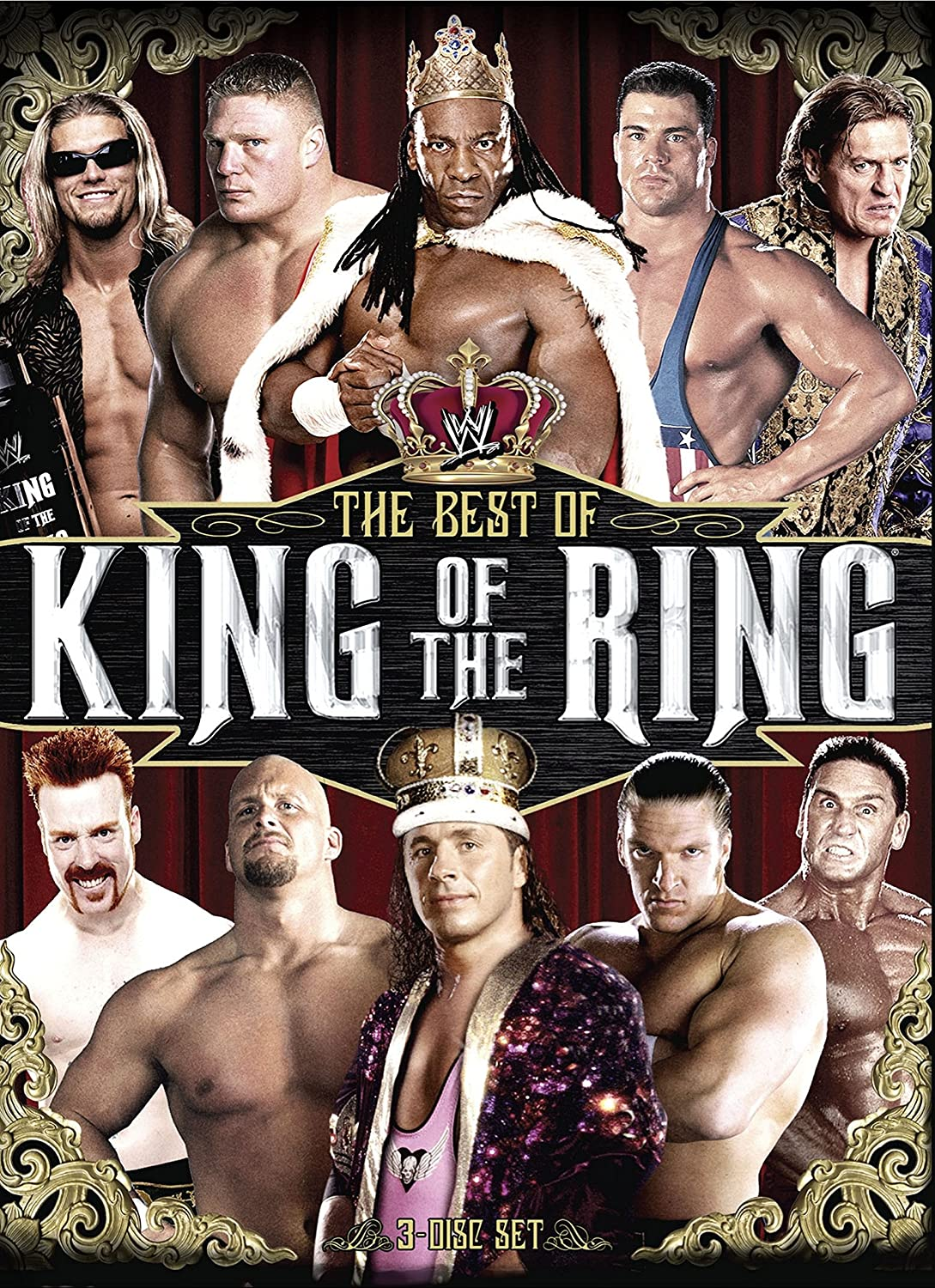 Amazon com: WWE: The Best of King of the Ring: Various