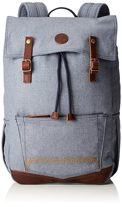 Timberland - Backpack Thread, Mochilas Unisex adulto, Blau (Black Iris), 15x45x31