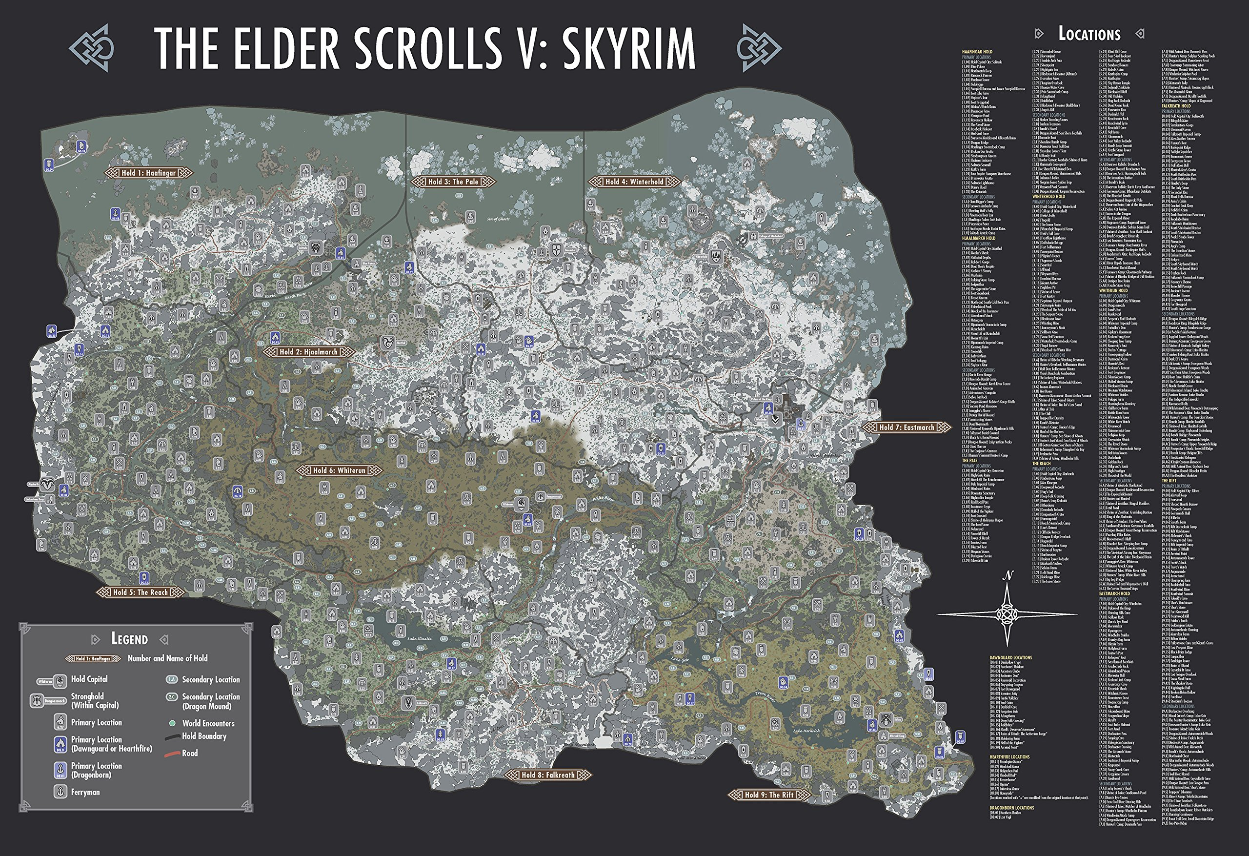 blackreach map with Skyrim Hearthfire House Locations On Map on Future Theme Parks further Marked every dragon priest and word wall location also Altered Skyrim Collector S Map 577895119 also Lost In The Nordic Wonderland Of Skyrim additionally 4646.