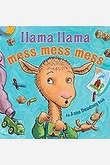 Llama Llama Mess Mess Mess Hardcover