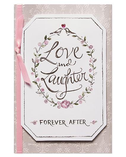 American greetings wedding card greeting card 5986783 amazon american greetings wedding card greeting card 5986783 m4hsunfo