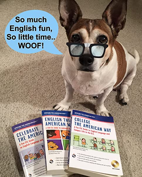 Celebrate the American Way: A Fun ESL Guide to English