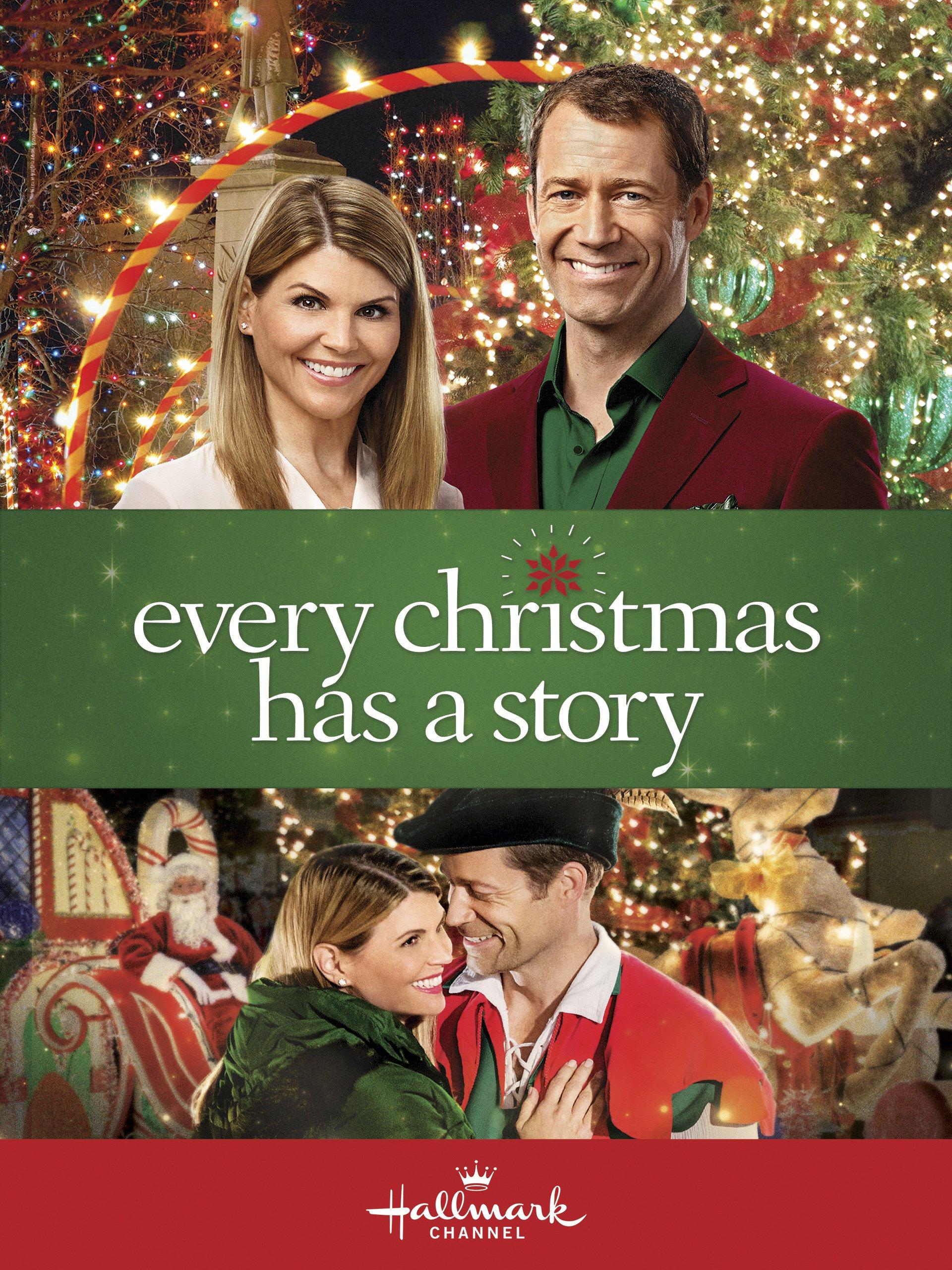 Amazon.com: Every Christmas Has a Story: Lori Loughlin, Colin ...