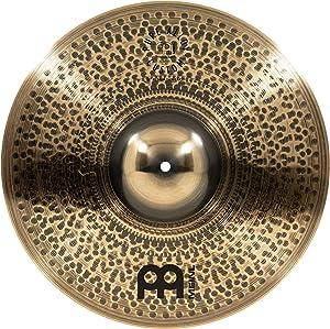 "Meinl Cymbals 18"" Medium Thin Crash - Pure Alloy Custom - Made in Germany, 2-YEAR WARRANTY (PAC18MTC)"
