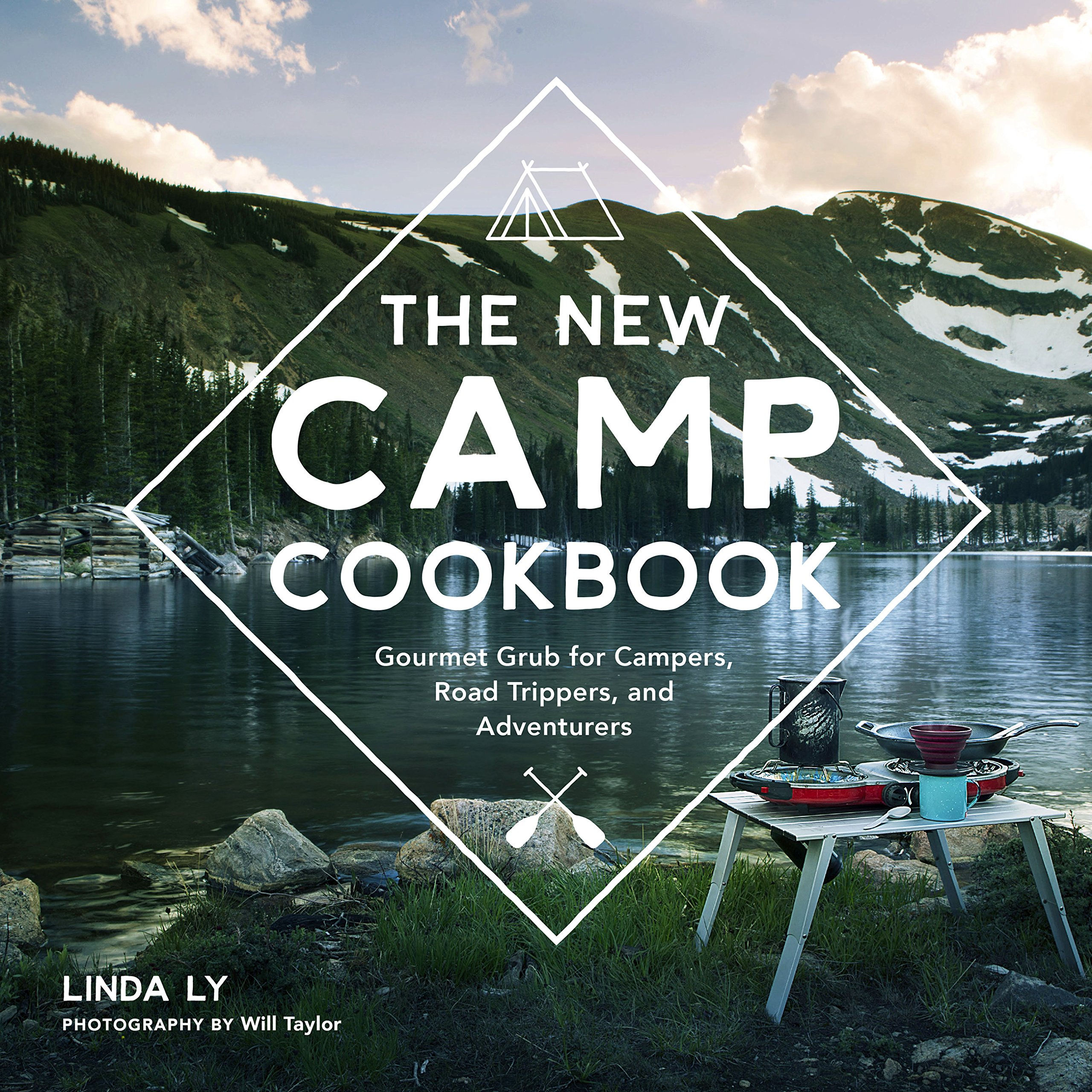 Image result for The New Camp Cookbook By Linda Ly