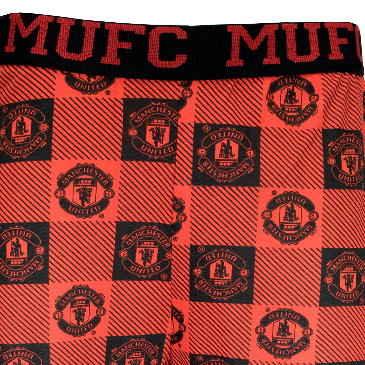 Manchester United Mens Manchester United Football Club Pajamas