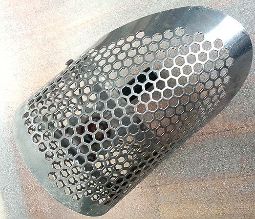 Amazon.com: CooB Sand Scoop Metal Stainless Steel Detecting Tool Hexagon 10 mm Beach Metal Detector Hunting Tool: Garden & Outdoor