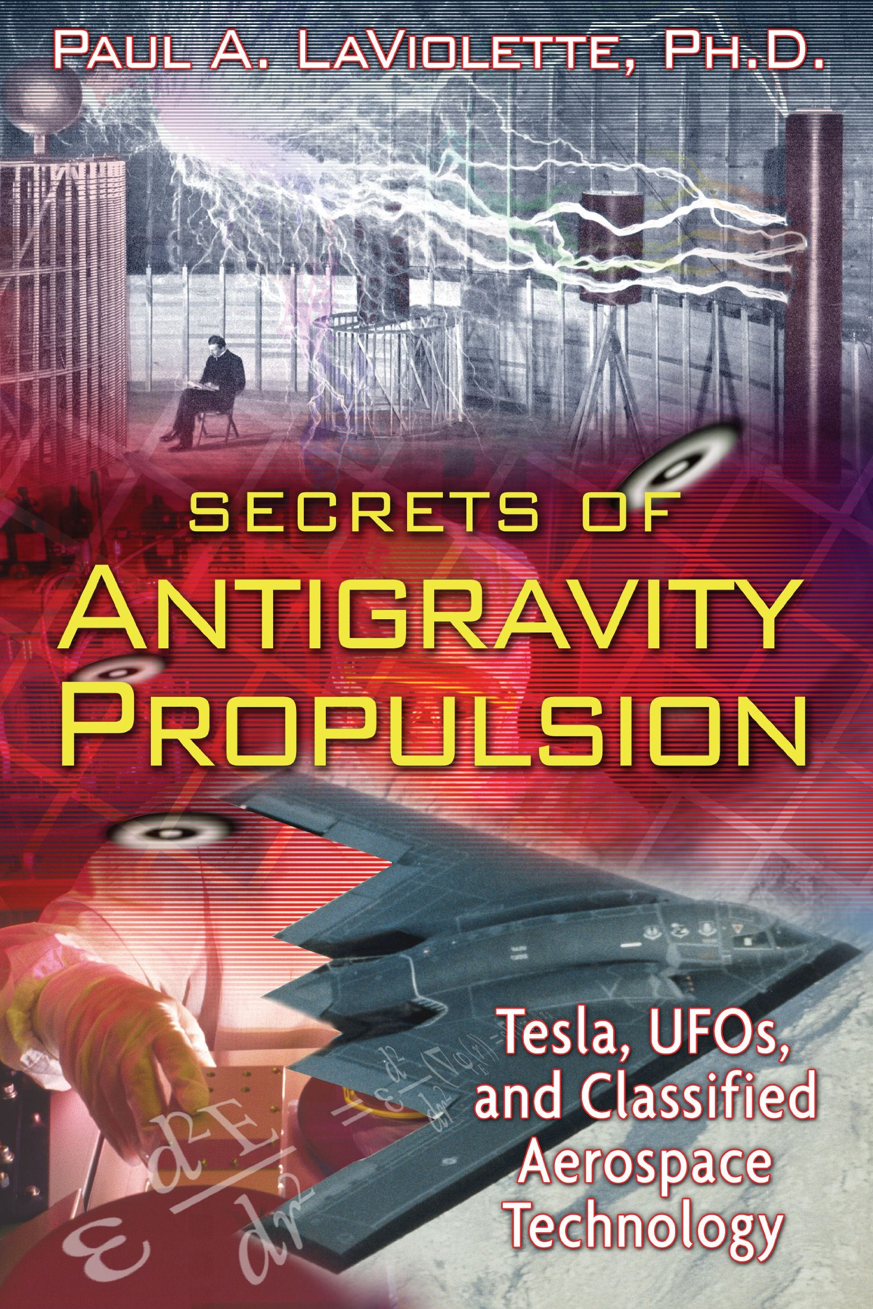 alien technology antigravity propulsion nikola tesla ufos
