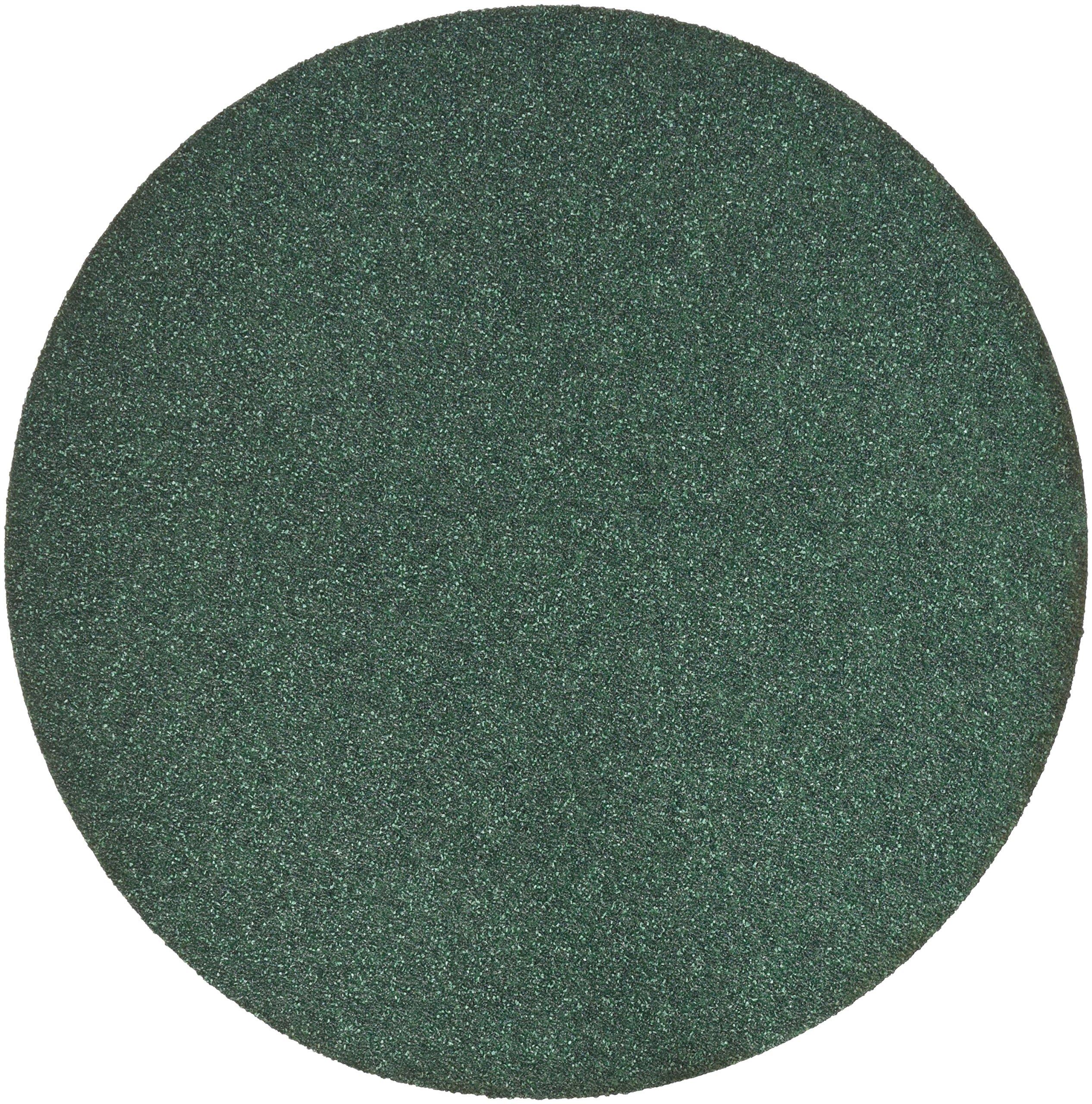 3M 00522 Green Corps Hookit 8'' 60E Grit Regalite Disc