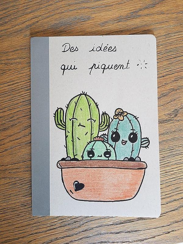 Carnet Kraft Dessin Cahier D Idee Amazon Fr Handmade