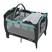 Graco Pack 'n Play Playard Reversible Napper & Changer LX Bassinet, Tenley