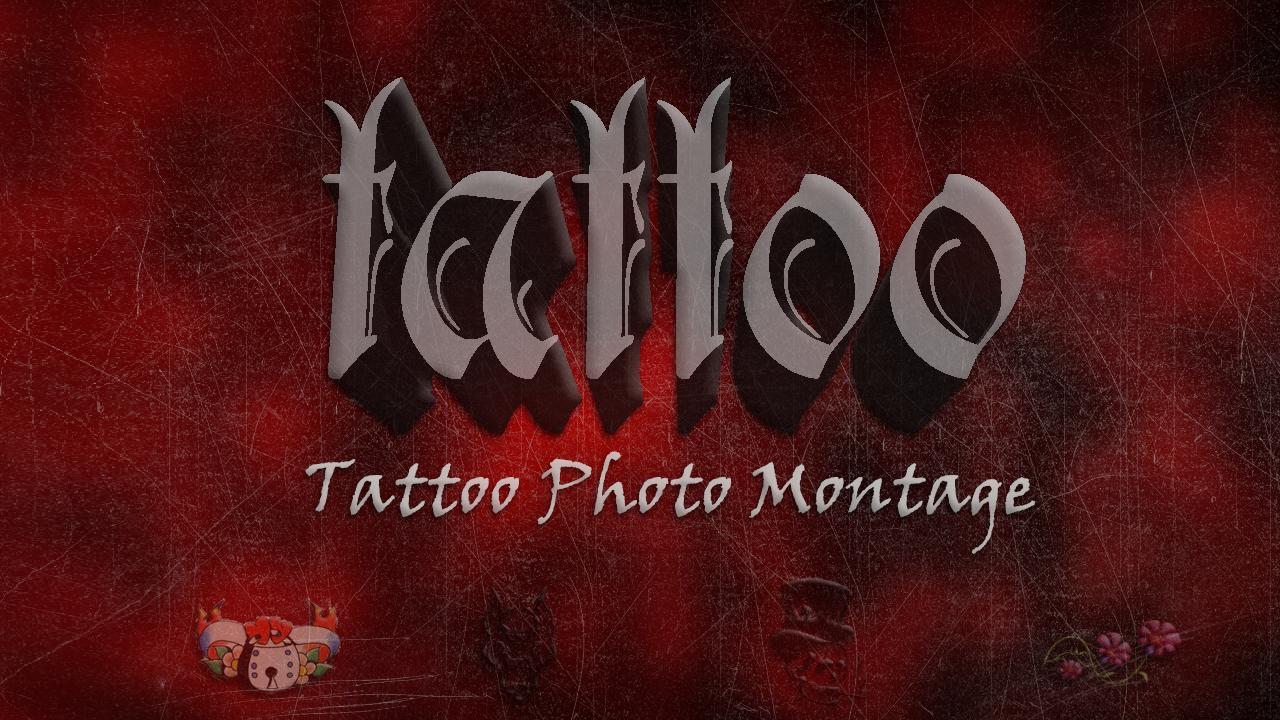 Tattoo Photo Montage: Amazon.es: Appstore para Android