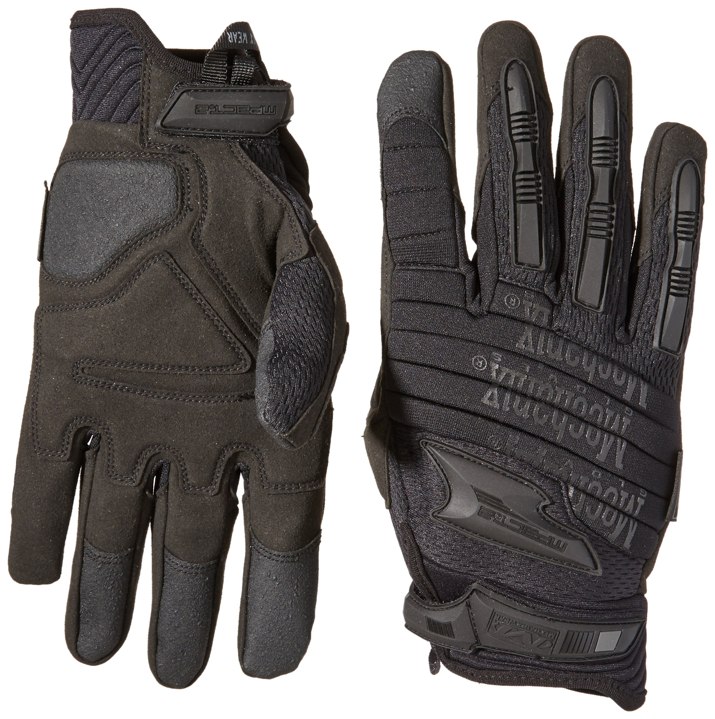 Mechanix Wear MP2-F55-011 TAA Compliant M-Pact 2 Glove, X-Large, Black