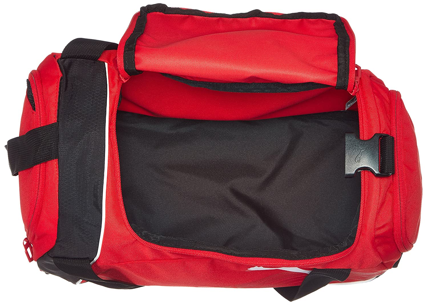 7b13ab9c9f Puma evoPOWER Small Bag - Red Black White