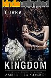 Mate and Kingdom: (COBRA Coalition) (Caedmon Wolves Book 9)