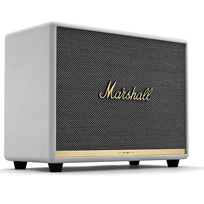 Marshall Worburn II - Altavoz Bluetooth, color blanco: Amazon.es: Electrónica