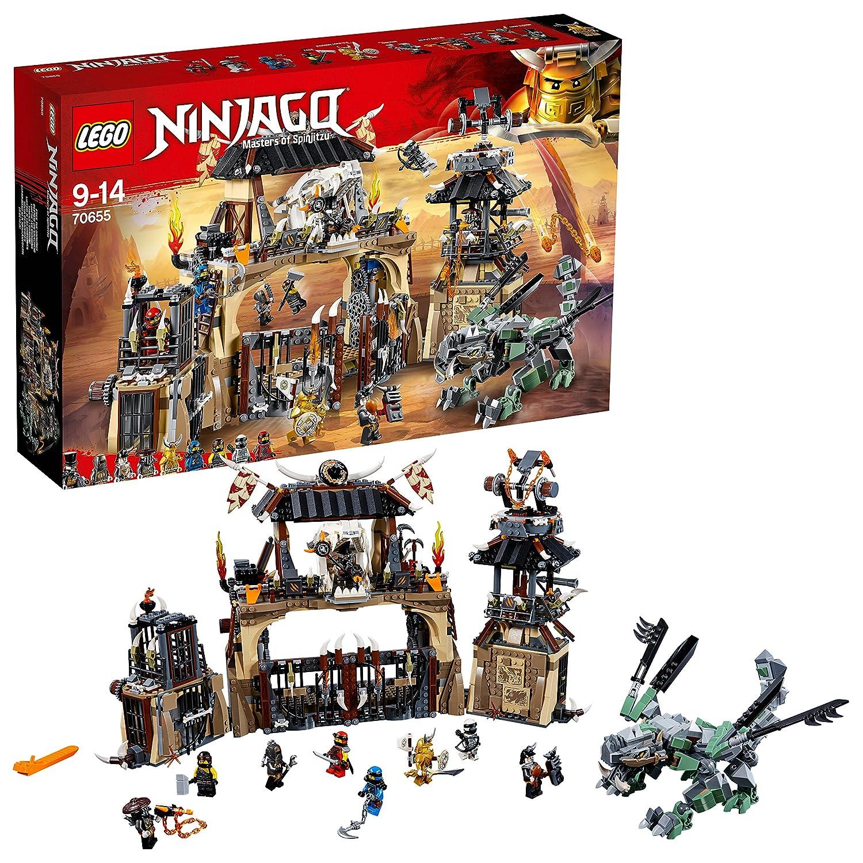 LEGO Ninjago Pozo del dragó n, Multicolor (70655) , Modelos/colores Surtidos, 1 Unidad