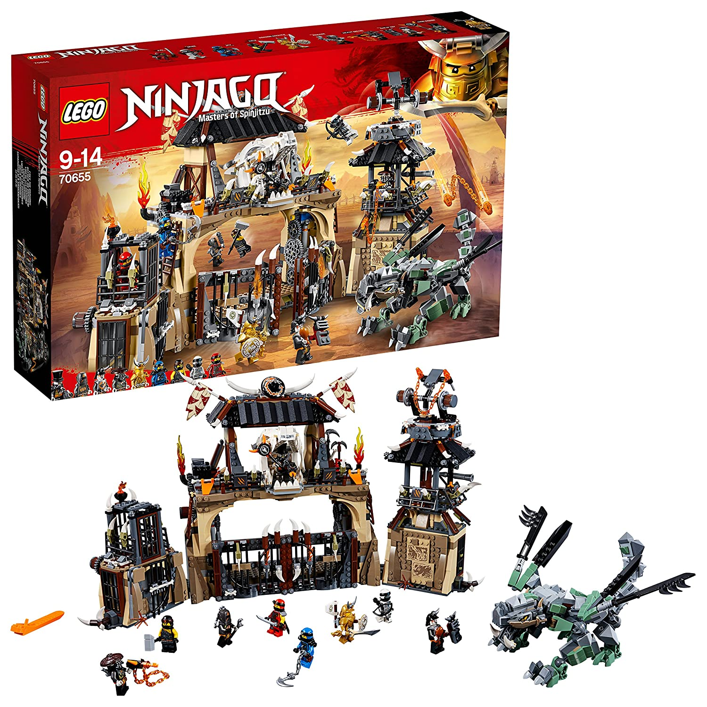LEGO 70655 Drachengrube, bunt