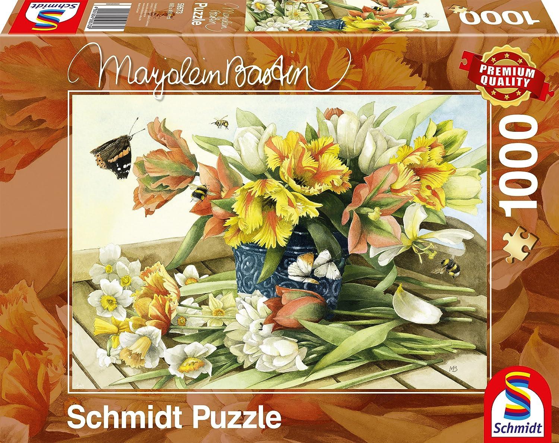 Sommer-Residenz Puzzles & Geduldspiele Puzzle Marjolein Bastin 1000 Teile Spiel Deutsch 2017 Puzzles