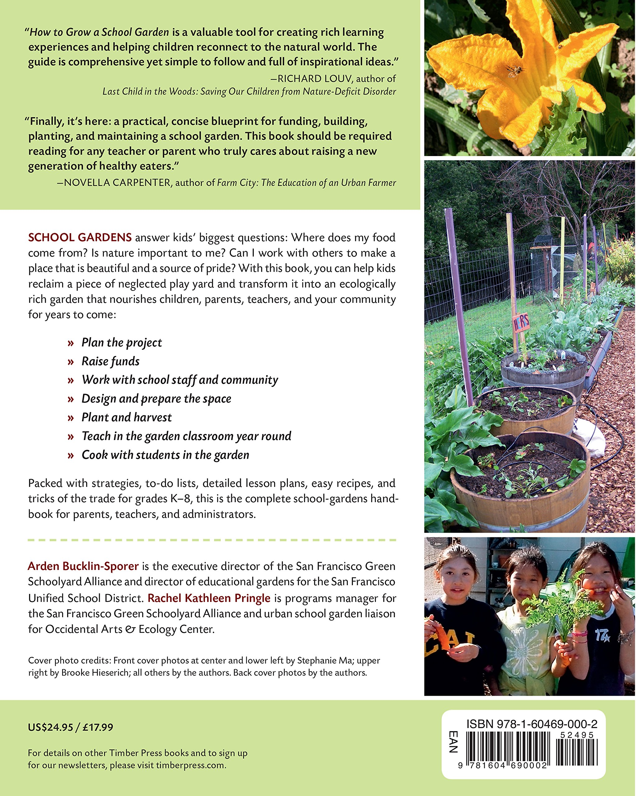 How to Grow a School Garden A Complete Guide for Parents and