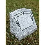 Granite Headstone Memorial Slant (4 Designs Options)