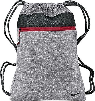 Nike Sport III Gym Sack Bolsa de Viaje, Unisex Adulto, Plata ...